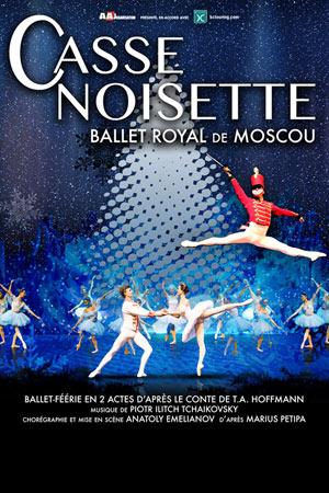 Plus d'infos sur l'évènement BALLET ROYAL DE MOSCOU