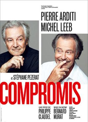 COMPROMIS OPERA COMEDIE pièce de théâtre contemporain