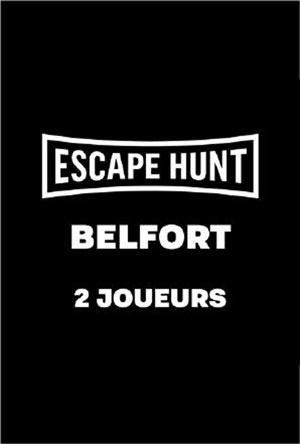 ESCAPE GAME BELFORT - 2 PERSONNES ESCAPE HUNT EXPERIENCE BELFORT activité, loisir