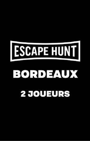ESCAPE GAME BORDEAUX - 2 PERSONNES ESCAPE HUNT EXPERIENCE BORDEAUX activité, loisir
