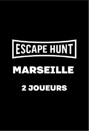 ESCAPE GAME MARSEILLE - 2 PERSONNES ESCAPE HUNT EXPERIENCE MARSEILLE activité, loisir