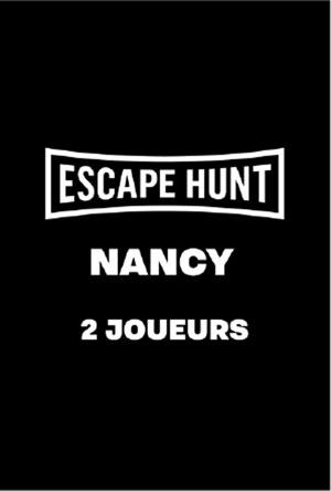 ESCAPE GAME NANCY - 2 PERSONNES