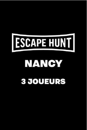ESCAPE GAME NANCY - 3 PERSONNES ESCAPE HUNT EXPERIENCE NANCY activité, loisir