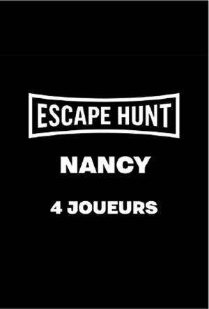 ESCAPE GAME NANCY - 4 PERSONNES ESCAPE HUNT EXPERIENCE NANCY activité, loisir