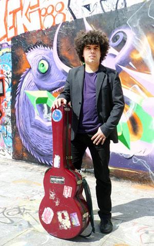 JUDICAEL PERROY & REMY PATEL THEATRE DE LA VILLE concert de rock