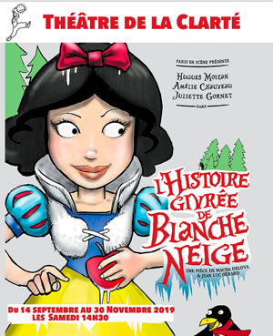 L'HISTOIRE GIVREE DE BLANCHE NEIGE