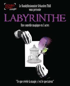 LABYRINTHE Le Double Fond revue, cabaret