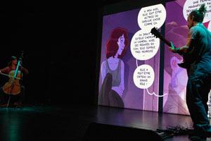 LES CARNETS DE CERISE Centre Culturel Jean Vilar pièce de théâtre pour enfant