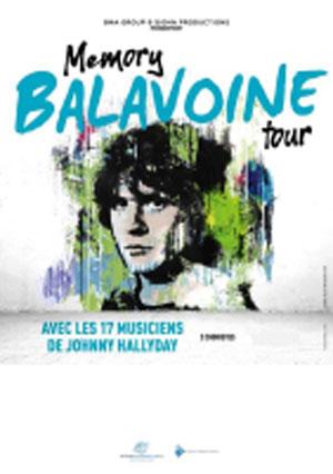MEMORY BALAVOINE TOUR