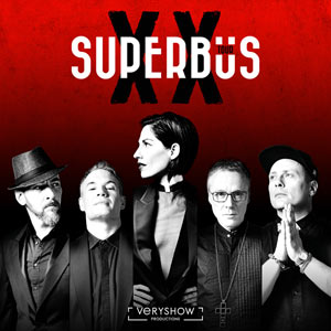 SUPERBUS Le Splendid concert de rock