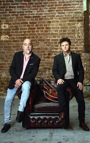 SYLVAIN LUC & STEPHANE BELMONDO LES TANZMATTEN concert de jazz