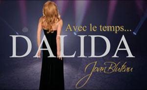 AVEC LE TEMPS...DALIDA CASINO DE ST GALMIER concert de chanson française