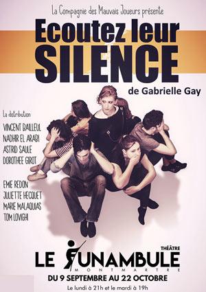 Plus d'infos sur l'évènement ECOUTEZ LEUR SILENCE