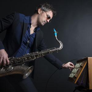 LE MOLOCO SYLVAIN RIFFLET FOYER GEORGES BRASSENS concert de jazz