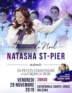 NATASHA ST-PIER EGLISE SAINT REMI concert de chanson française