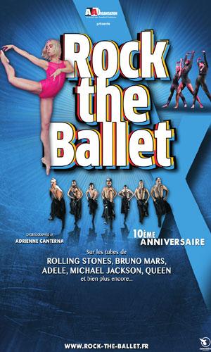 Plus d'infos sur l'évènement ROCK THE BALLET X