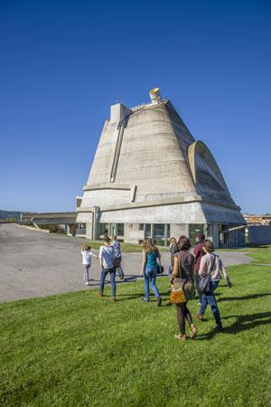 VISITE GUIDEE MAISON DE LA CULTURE MAISON DE LA CULTURE visite de monument