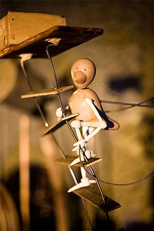 TEMPS LE GALET marionnettes