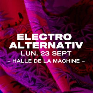 OMAR SOULEYMAN + GLITTER HALLE DE LA MACHINE concert d'électro