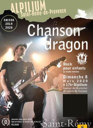 Plus d'infos sur l'évènement CHANSON DRAGON