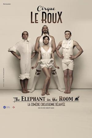 Plus d'infos sur l'évènement THE ELEPHANT IN THE ROOM