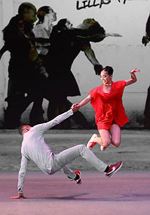 JOSE MONTALVO Le Corum spectacle de danse contemporaine