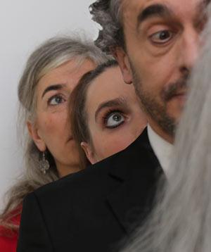 JUSQU'A CE QUE LA MORT NOUS SEPARE THEATRE DE L'EPEE DE BOIS pièce de théâtre contemporain
