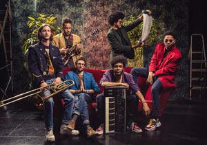 LEHMANNS BROTHERS - NOGUS l'Arsenal concert de R&B