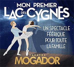 MON PREMIER LAC DES CYGNES Théâtre Mogador spectacle de danse classique