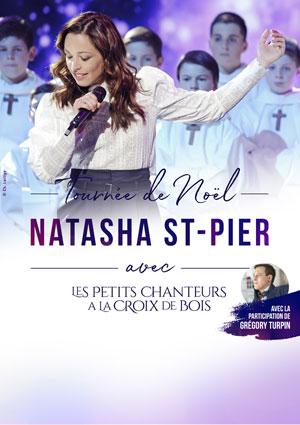 Plus d'infos sur l'évènement NATASHA ST-PIER