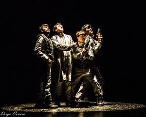 THE GAGFATHERS CENTRE ATHANOR comédie, pièce de théâtre d'humour