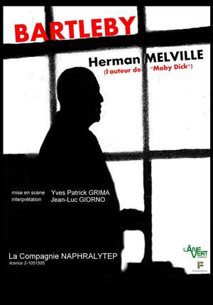 BARTLEBY Théâtre Essaion de Paris pièce de théâtre contemporain