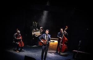 ALEXIS HK LE MINOTAURE concert de chanson française