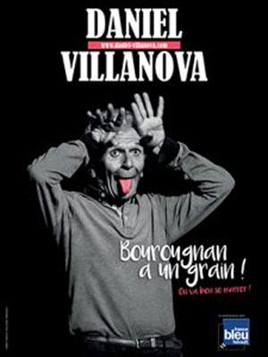 Plus d'infos sur l'évènement DANIEL VILLANOVA