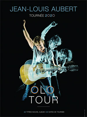 JEAN-LOUIS AUBERT ARKEA ARENA concert de rock