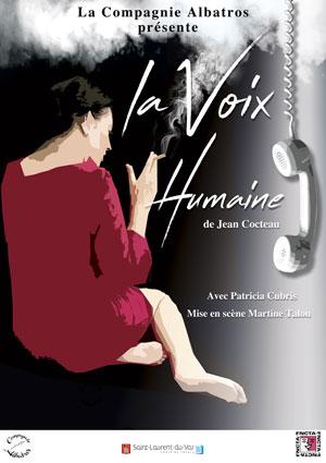 LA VOIX HUMAINE THEATRE L'ALPHABET one man/woman show