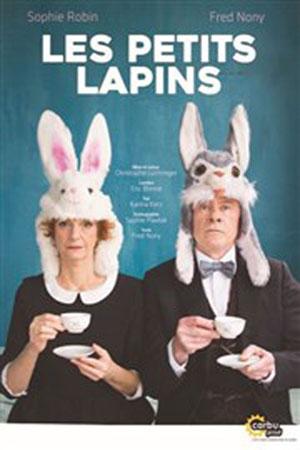 LES PETITIS LAPINS LA GRANDE POSTE - espace improbable pièce de théâtre contemporain
