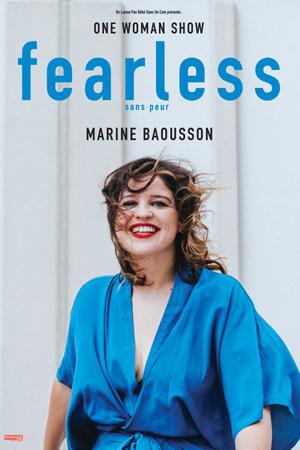 MARINE BAOUSSON LA CIE DU CAFE-THEATRE-PETITE SALLE spectacle de café-théâtre