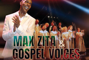 Plus d'infos sur l'évènement MAX ZITA & GOSPEL VOICES