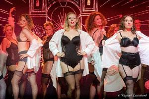 SCENES OUVERTES BURLESQUES CAFE-THEATRE DES CHARTRONS revue, cabaret
