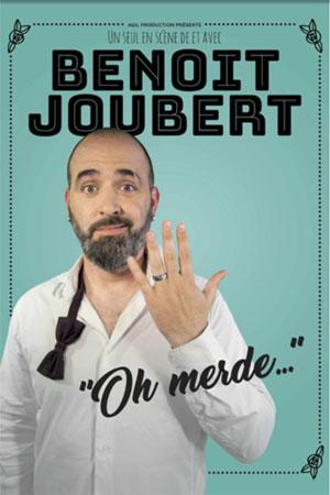 BENOIT JOUBERT THEATRE A L'OUEST one man/woman show