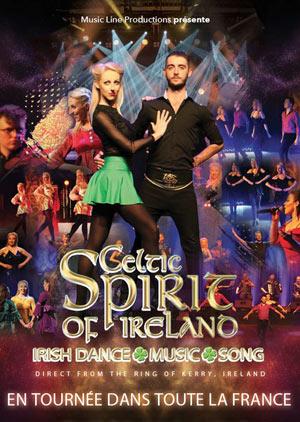 Plus d'infos sur l'évènement CELTIC SPIRIT OF IRELAND