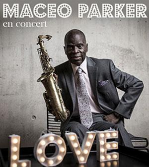 MACEO PARKER La Laiterie concert de R&B