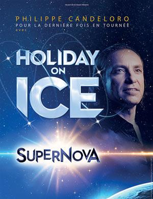 Plus d'infos sur l'évènement HOLIDAY ON ICE 2020