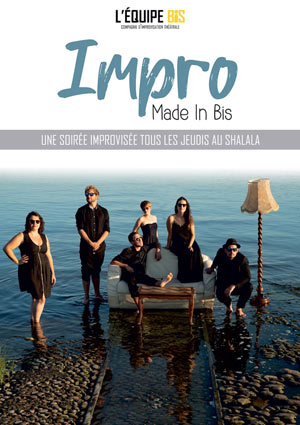 IMPRO MADE IN BIS Le Shalala événement