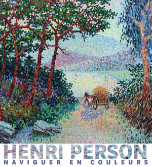 HENRI PERSON - LA PROVENCE DE GIONO MUSEE REGARDS DE PROVENCE exposition