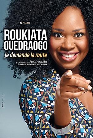 Plus d'infos sur l'évènement ROUKIATA OUEDRAOGO
