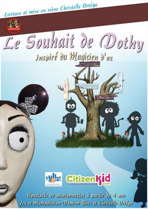 Plus d'infos sur l'évènement LE SOUHAIT DE DOTHY
