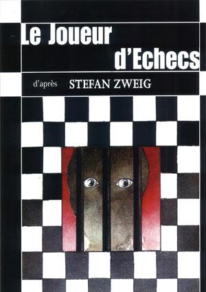 LE JOUEUR D'ECHECS Espace 44 pièce de théâtre contemporain