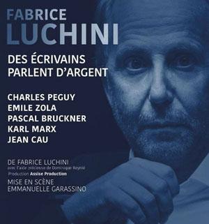 Plus d'infos sur l'évènement FABRICE LUCHINI